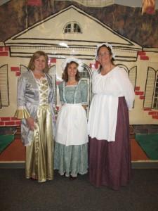 CD Gilmore, Copeland, Warren